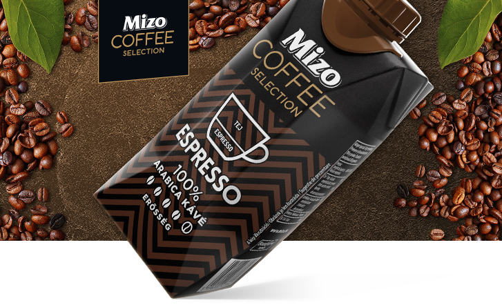 Mizo Coffee Selection – the biggest market share within a few months